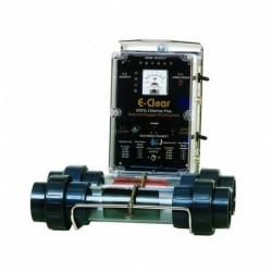 Безхлорная система дезинфекции воды E-CLEAR MK7/CF1-75