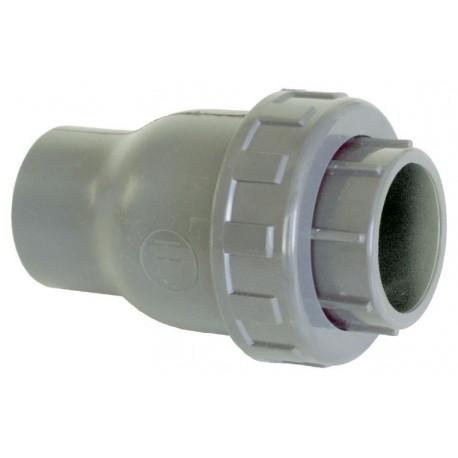 Клапан обратный Coraplax под вклейку д.20