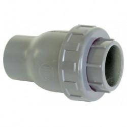Клапан обратный Coraplax под вклейку д.75