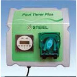 Устройство POOLTimer для дозирования коагулянта, активного кислорода и альгицида с таймером и насосом 4л/ч