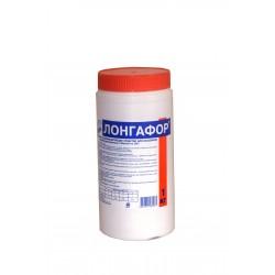 Лонгафор органический хлор - 90% табл. 200 гр, коробка 1 кг