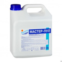 Мастер-пул жидкое 4 в 1, канистра 3л