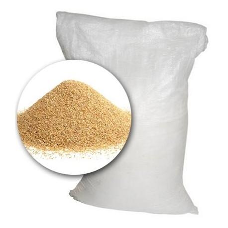 Фильтрат кварцевый песок в мешках по 25 кг
