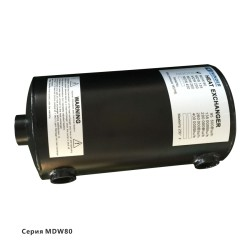 Теплообменник Minder MDW 80 HI-FLO 25 кВт