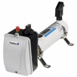Электронагреватель 9 кВт с датчиком потока Pahlen