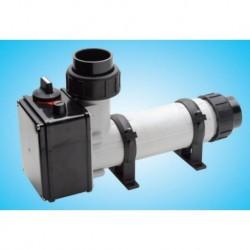 Электронагреватель пластмассовый корпус 3 кВт с датчиком потока Pahlen