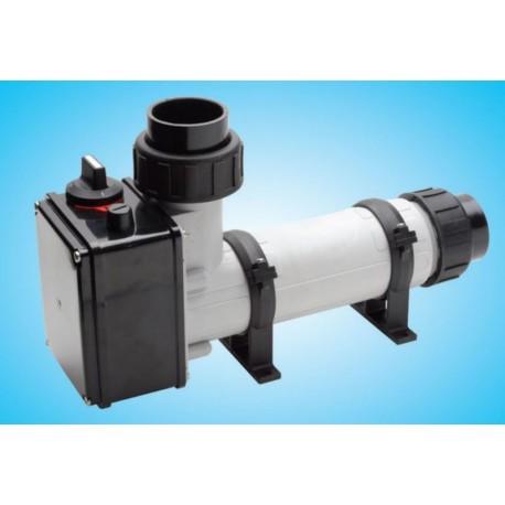 Электронагреватель пластмассовы корпус 6 кВт с датчиком потока Pahlen