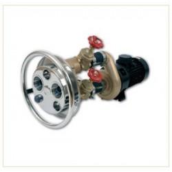 Противоток встраиваемый 78 м3/ч 380В 4.0 кВт Pahlen JET-SWIM 2000