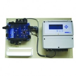 Автоматическая станция Kontrol 800 panel PR Seco PH Redox